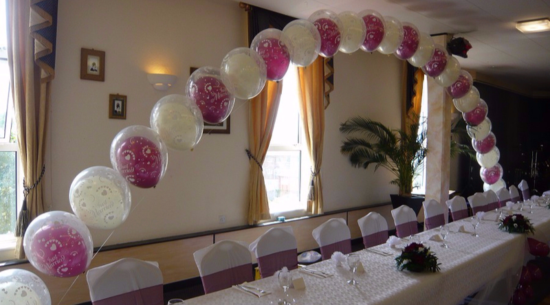 Chair Covers Party Amp Wedding Balloons Bradford Amp All West